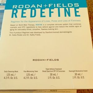 Rodan Fields Redefine